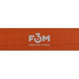 Кромка ПВХ, F3M, 22×1,0 : Груша Кальвадос - 716, 1100, Кромка ПВХ 22x1,0