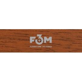 Кромка ПВХ, F3M, 22×1,0 : Орех Эко - 720, 1101, Кромка ПВХ 22x1,0