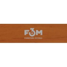 Кромка ПВХ, F3M, 22×1,0 : Ольха - 7138, 1114, Кромка ПВХ 22x1,0