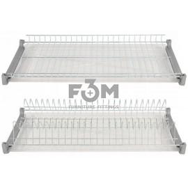 Посудосушитель хром в индивидуальной упаковке:  500 мм, F3M