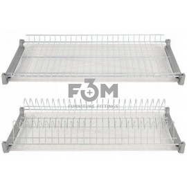 Посудосушитель хром в индивидуальной упаковке:  700 мм, F3M, 1728, Посудосушители