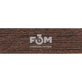Кромка ПВХ, F3M, 42×2,0 : Венге - 7265, 1831, Кромка ПВХ 42x2,0