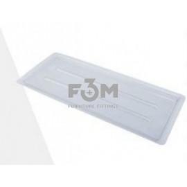 Поддон к посудосушителю прозрачный, 800 мм, F3M, 2357, Посудосушители