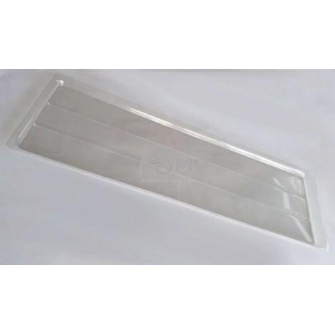 Поддон к посудосушителю прозрачный, 500 мм, F3M, 2360, Посудосушители