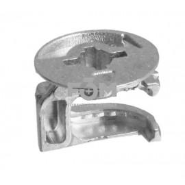 Стяжка MFX:  для ДСП 16 мм, ЭКСЦЕНТРИК Ø 15 мм, H=11,5 мм, 3090, Стяжки