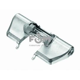 Доводчик для петли  170˚:  GLISSANDO TL 170, TITUS, BASIC